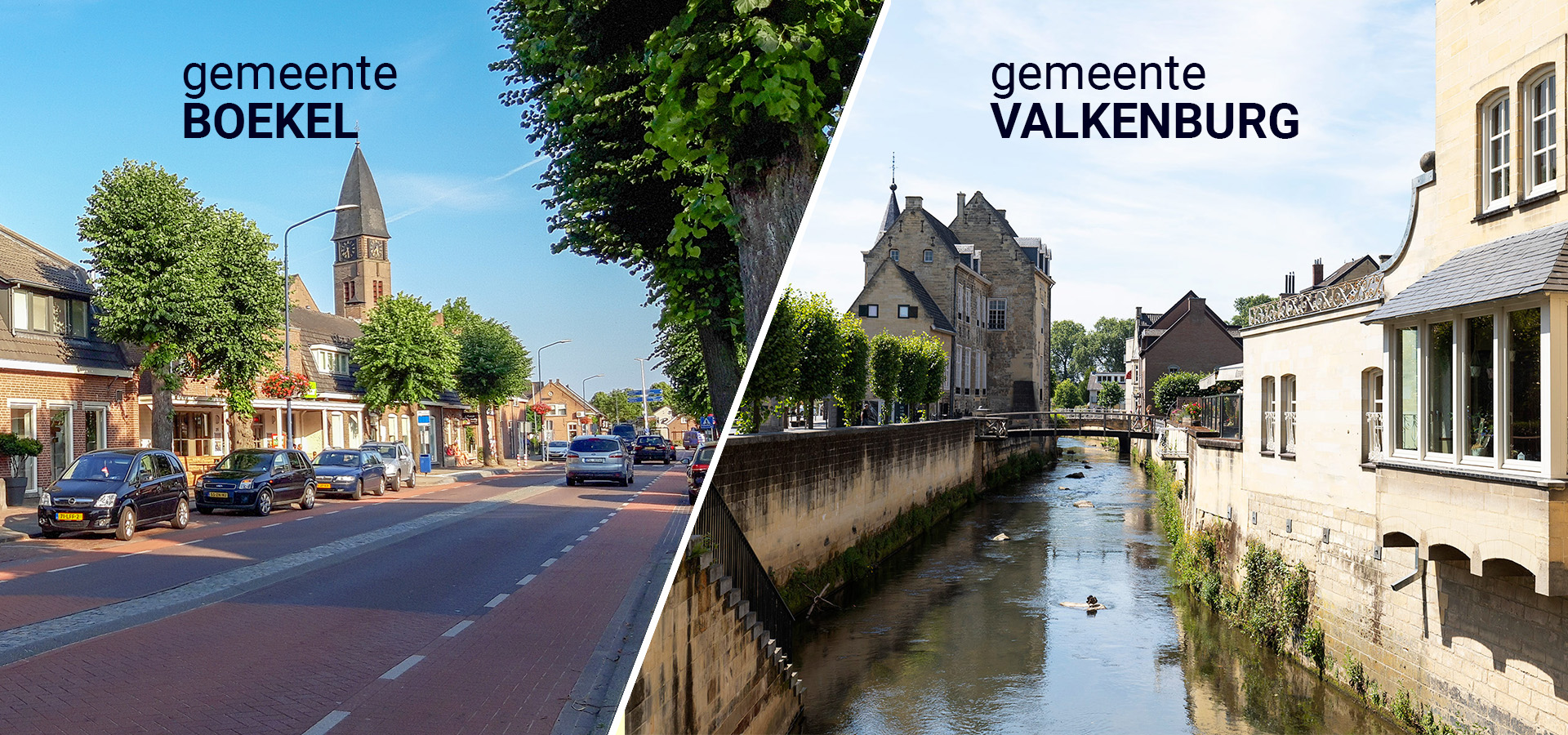 Gemeenten Boekel en Valkenburg | René Janssen